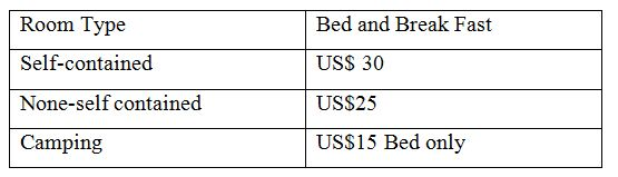 Ruboni-Community-Camp-price